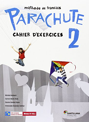PARACHUTE 2 PACK CAHIER D