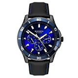 SEKONDA Mens Analogue Classic Quartz Watch with Leather Strap 1634E.27
