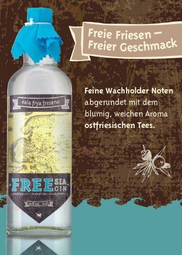 Wein Wolff FREEsia GIN (1 x 0.5 l)