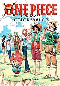 One Piece Color Walk nº 02 par Eiichiro Oda