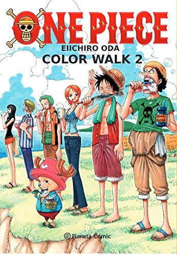 One Piece Color Walk nº 02 (Manga Artbooks)