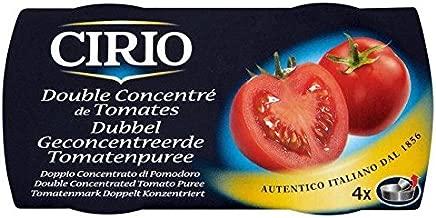 Cirio Individual Pots Of Tomato Puree - 4 x 70g