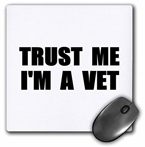 This mouse pad is sure to make graduating veterinarians giggle.