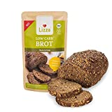 Lizza Low Carb Brot | Bio. Glutenfrei. Vegan.