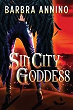 Sin City Goddess: An urban fantasy romance
