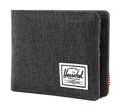 Herschel Roy+Coin RFID, Größe:, producer_color:BLACK