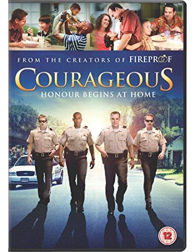 Courageous [Reino Unido] [DVD]
