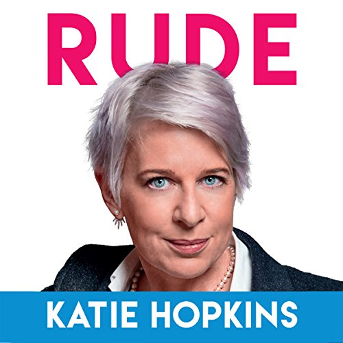 Rude audiobook cover art