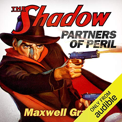 Partners of Peril (The Shadow)  By  cover art