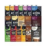 FLAVIA Coffee ALTERRA Single-Serve Freshpack Variety Assortment, Carton Of 350
