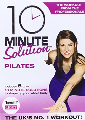 10 Minute Solution - Pilates [DVD] [Reino Unido]