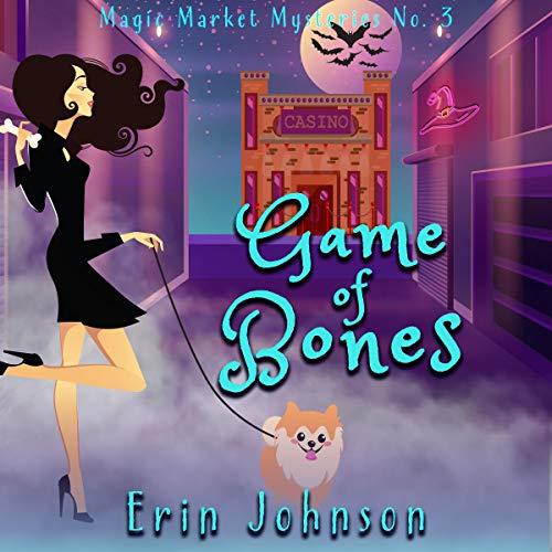 Game of Bones Audiobook By Erin Johnson cover art