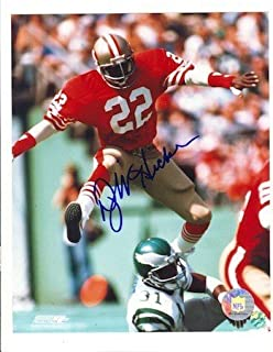 Autographed Dwight Hicks San Francisco 49ers 8x10 Photo - Signed NFL Photos