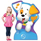 4 ft. 9 in. Bubble Guppies Bubble Puppy Standee Standup Photo Booth Prop Background Backdrop Party Decoration Decor Scene Setter Cardboard Cutout