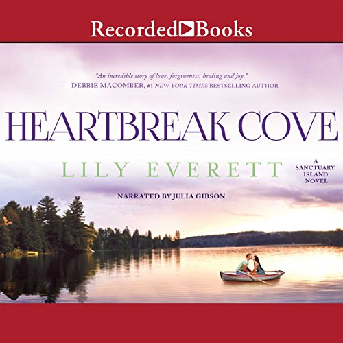 Heartbreak Cove audiobook cover art
