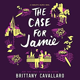 The Case for Jamie                   Written by:                                                                                                                                 Brittany Cavallaro                               Narrated by:                                                                                                                                 Graham Halstead,                                                                                        Julia Whelan                      Length: 8 hrs and 29 mins     3 ratings     Overall 4.7