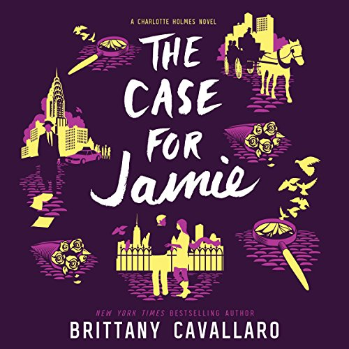 The Case for Jamie audiobook cover art
