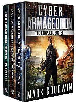 Cyber Armageddon Box Set  A Post-Apocalyptic Survival Saga