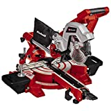 einhell 4300865 radiale te-sm 216 dual troncatrice, rosso