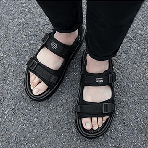 PIANAI 2021 Sandalias de Verano para Hombres de Verano/Zapatos de Playa de Deportes de Moda Casual/Sandalias de Verano para Hombres/de Verano Sandalias de Playa,A,36