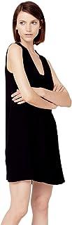 Mango Straight Dress for Women - Black XS