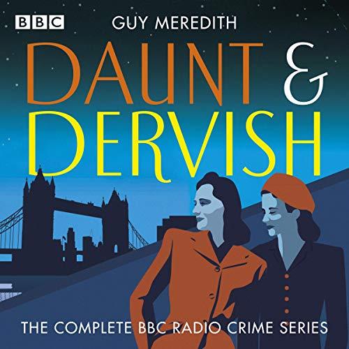 Daunt & Dervish cover art