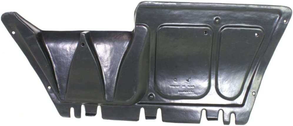 Raleigh Mall Evan-Fischer Engine Splash Shield compatible with 98-0 Opening large release sale Beetle VW