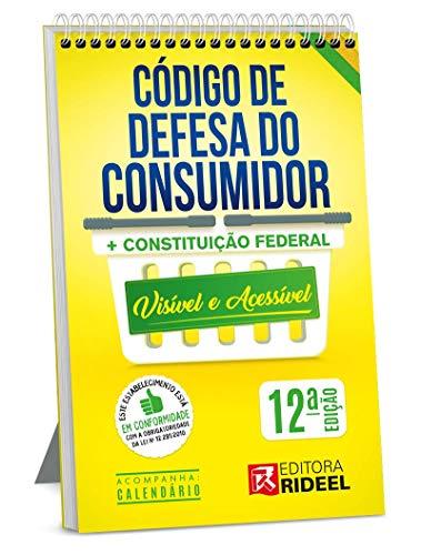 Código de Defesa do Consumidor + Constituição Federalvisível e Acessível