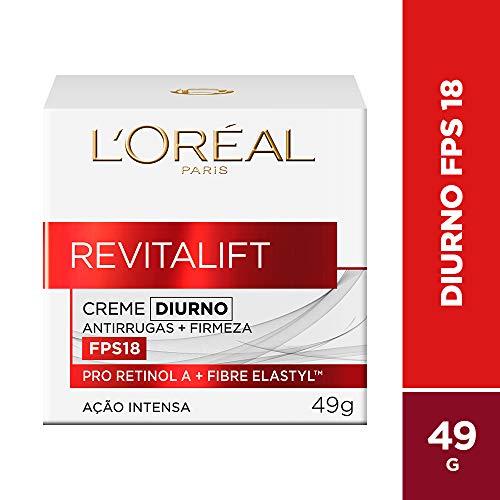 Creme Anti-idade Revitalift Diurno, L'Oréal Paris, 49g