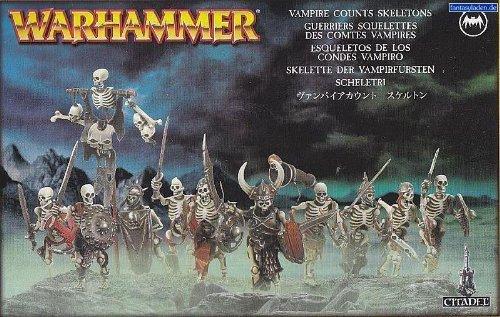 Warhammer Age of Sigmar - Skeleton Warriors