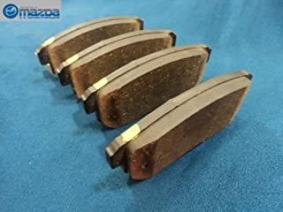 MAZDA RX-8 2004-2011 NEW OEM REAR BRAKE PADS
