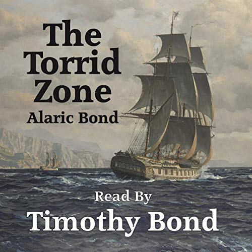 The Torrid Zone audiobook cover art