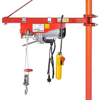 Hoist Support Arm 600kg max load Lifting /& Handling Lifting