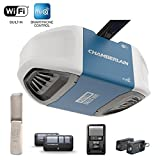 Chamberlain B750 3/4 HP Equivalent Ultra-Quiet Belt Drive Smart Garage Door Opener