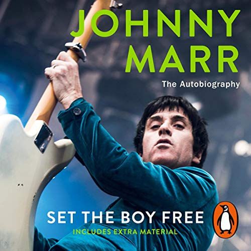 Set the Boy Free audiobook cover art