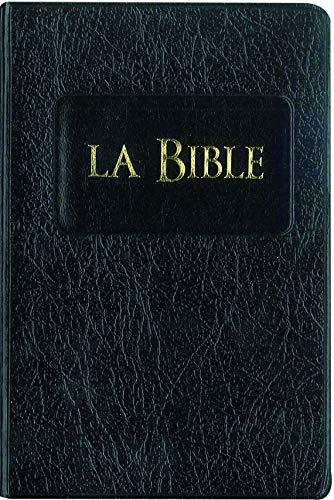 La Bible : Couverture souple noire