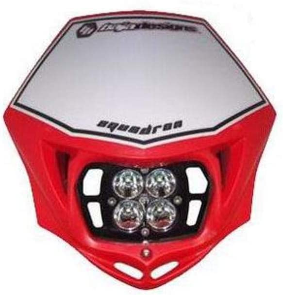 Excellence Very popular Baja Designs Squadron LED Race Light - Red 49-7001-4R