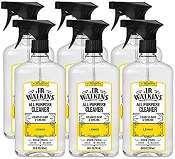 6-Pack J.R. Watkins All Purpose Cleaner, 24 fl oz