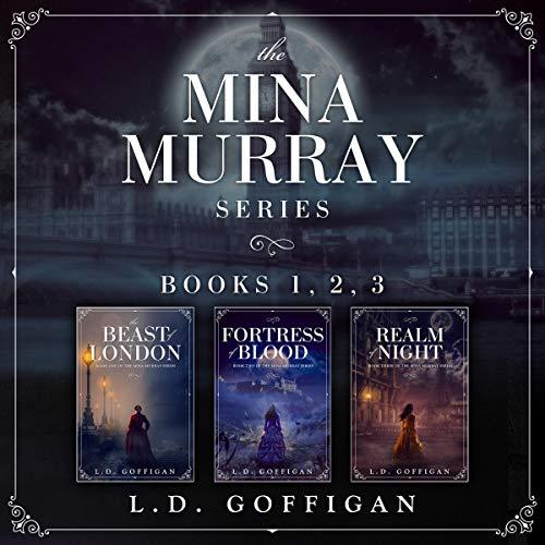Couverture de The Mina Murray Complete Series
