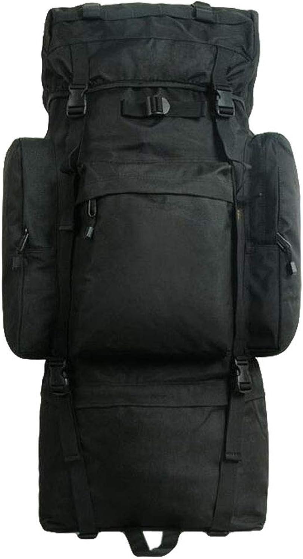 Backpack, MultiFunction Mountaineering Bag Outdoor Travel Men and Women Shoulder Bag 90L