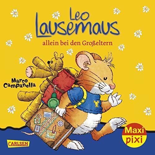 Maxi Pixi 260: Leo Lausemaus allein bei den Großeltern