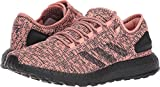 adidas Pure Boost Mens Sneakers Metallic Trace Pink/Core Black/Core Black cg2985 (12 M US)