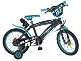 Toimsa16226 - Bicicletta da 16' Blue Ice 5-8 anni, multicolore