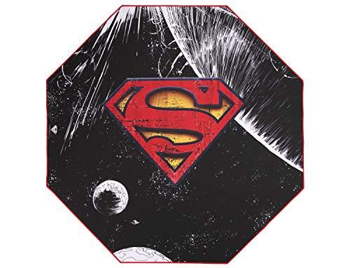 Subsonic Superman - Alfombras antideslizantes para asientos gaming y silla de juego, Licencia oficial (PS4)