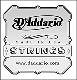 D'Addario J5403 Aluminum Wound  Tenor Ukulele Single String, Third String, .036
