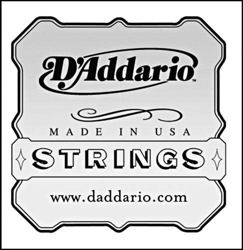 D'Addario J7501 - acero
