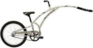 Adams Folder 1 Trail-A-Bike - Silver