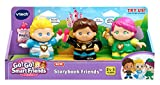 VTech Go! Go! Smart Friends Storybook Friends - Prince Hector, Princess Robin and Fairy Misty (3 Pack)