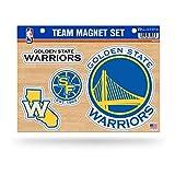 NBA Golden State Warriors Die Cut Team Magnet Set Sheet