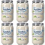 Nutribén Potitos De, Desde los Meses, Verduritas con Lenguado, 235 G, 6 Unidad